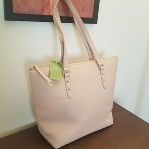 JUST IN! Kate Spade gorgeous pink tote
